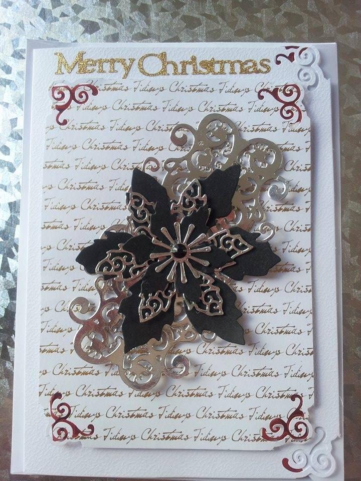 Hand-made Christmas Card