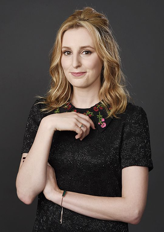 Laura Carmichael at the 2015 TCA Summer Press Tour .. ..Last Days of Downton ..
