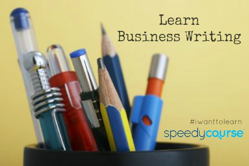 AMA's Business Writing Workshop