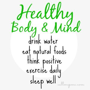 living a happy healthy life! essay Find out how parents and carers can include 5 ways to a healthy lifestyle in their  everyday lives our busy lifestyles can be hard on our family's health rushing.