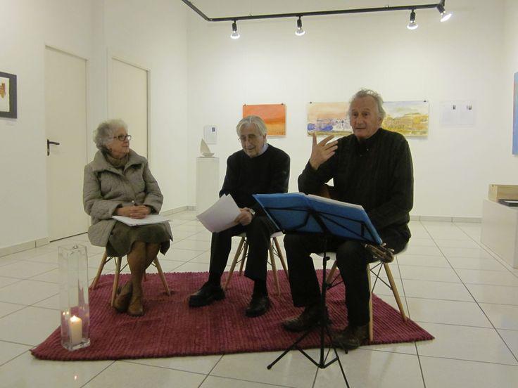 Recital poético con Joan Sala Vila y el acompañamiento musical de Jaume Arnella