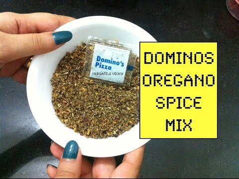 Dominos Oregano / Dominos Spice Mix / Domino's Oregano Seasoning Recipe / Pi…