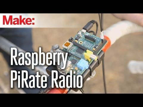 5 Radical Raspberry Pi Projects for Our Pal Wil Wheaton | Make: