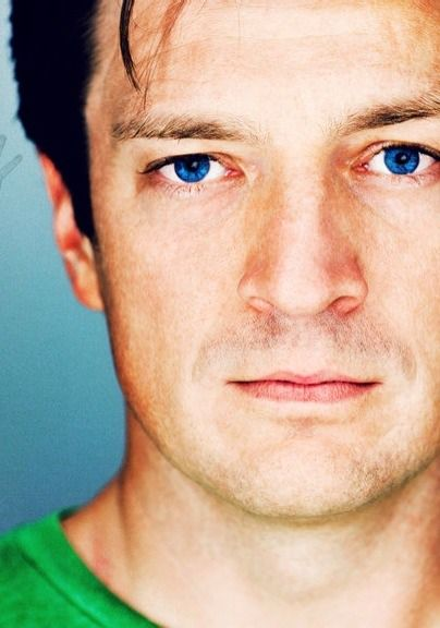 Nathan Fillion. He's a hoot! Love Castle, Firefly and him as a villain on Buffy the Vampire Slayer !
