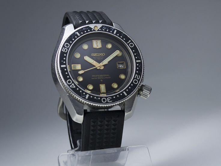 The history of the seiko tuna the deep sea fish watches pinterest deep sea fishing tuna - Seiko dive watch history ...