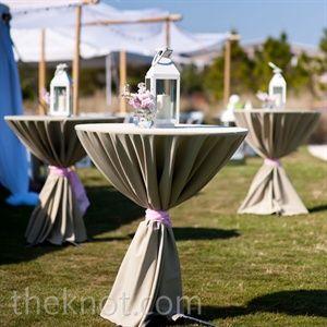 banquet cocktail tables