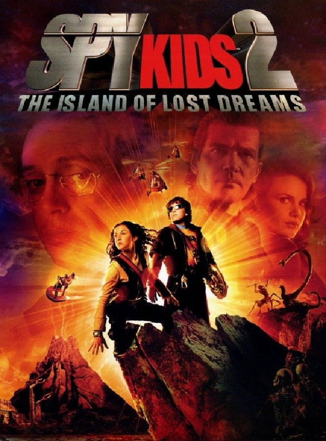 Spy Kids 2: The Island of Lost Dreams Full Movie Click Image to Watch Spy Kids 2: The Island of Lost Dreams (2002)