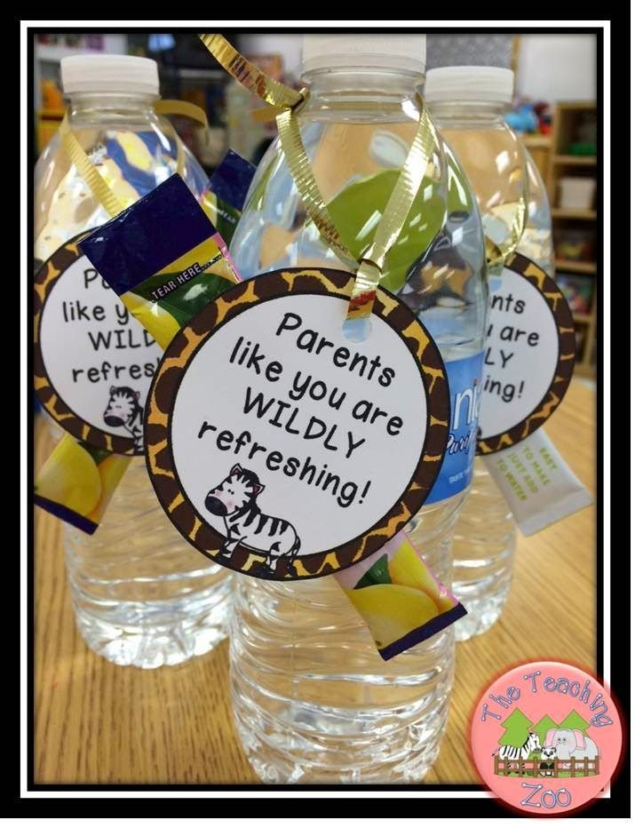 This is a kind gesture that welcomes families to open house. This will support you in building a strong partnership between you and the parents of your students.                                                                                                                                                                                 More