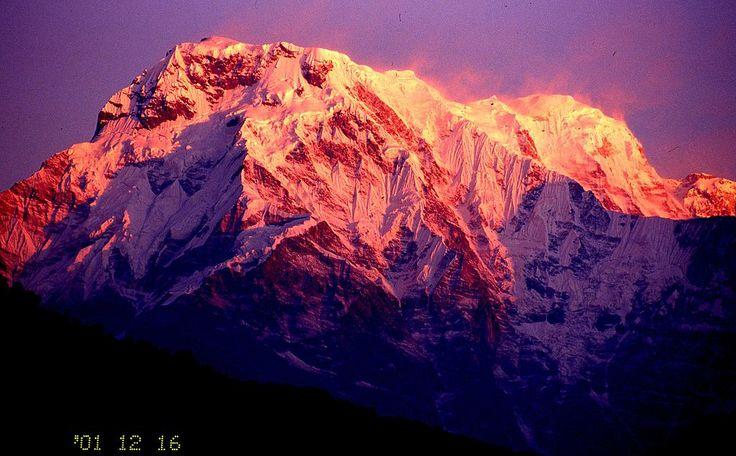 アンナプルナⅢ、マチャプチャレ ◆ネパール - Wikipedia http://ja.wikipedia.org/wiki/%E3%83%8D%E3%83%91%E3%83%BC%E3%83%AB #Nepal