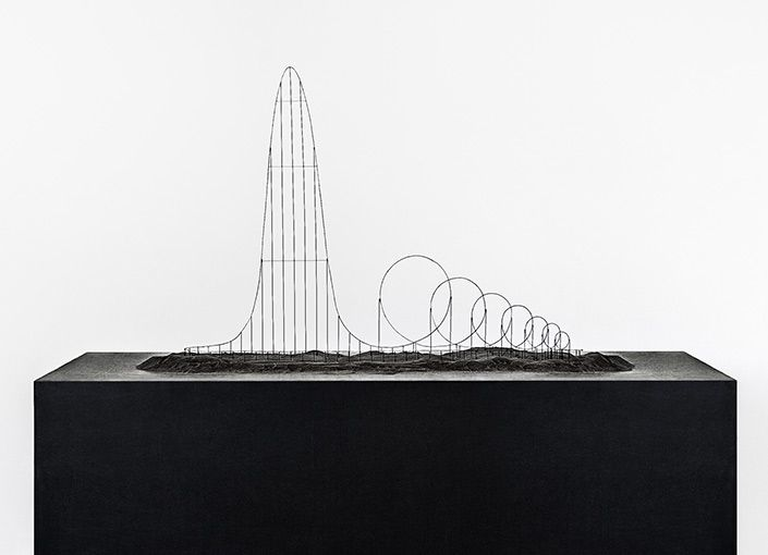 """Euthanasia Coaster"" is a hypothetic roller coaster, engineered to humanely take the life of a human being."