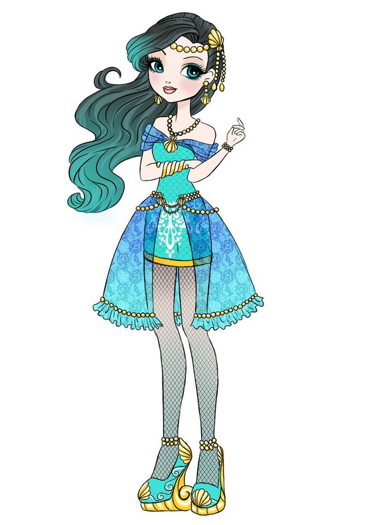 Ever After High Daughter Of The Little Mermaid Google