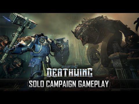 Семнадцать минут геймплея Space Hulk: Deathwing | FatCatSlim | Гики пишут для гиков