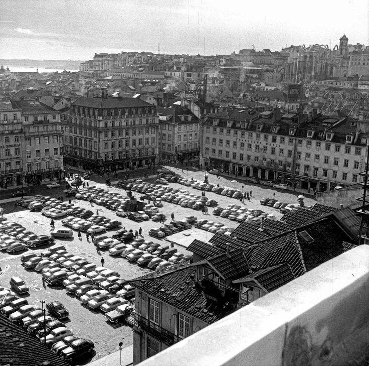 Praça da Figueira, 1959