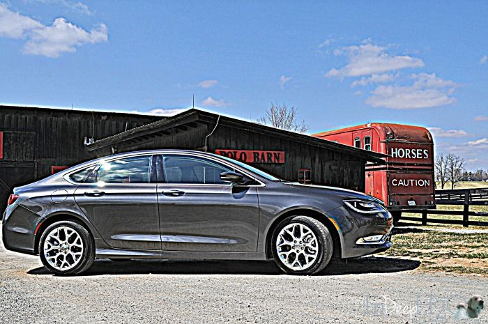 """2015 Chrysler 200 Reinvents The Mid Size Sedan In Deep H2O """"My opinion: Chrysler has re-invented the brand with the 2015 Chrysler 200, and upped the game for their competitors."""""""