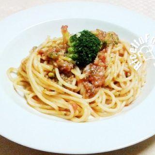 Pasta con Salsiccia e Pecorino romano del contadino