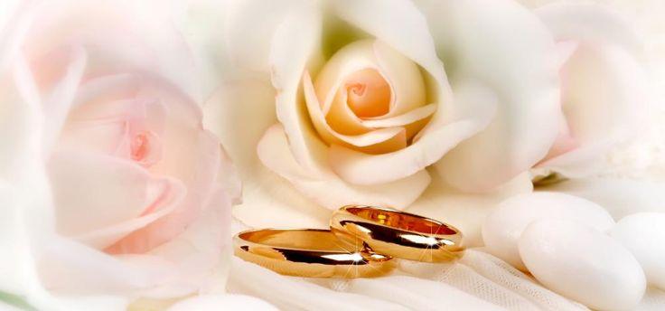 Fedi nuziali di matrimonio