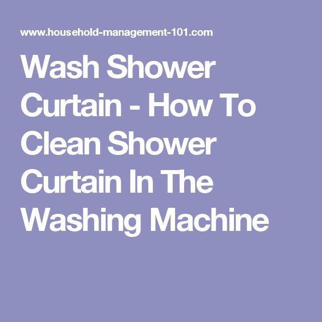 Best 25 Clean Shower Curtains Ideas On Pinterest Closet
