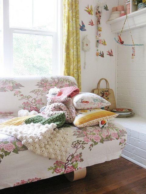 Sampler Blanket - from dottie angel (flickr)