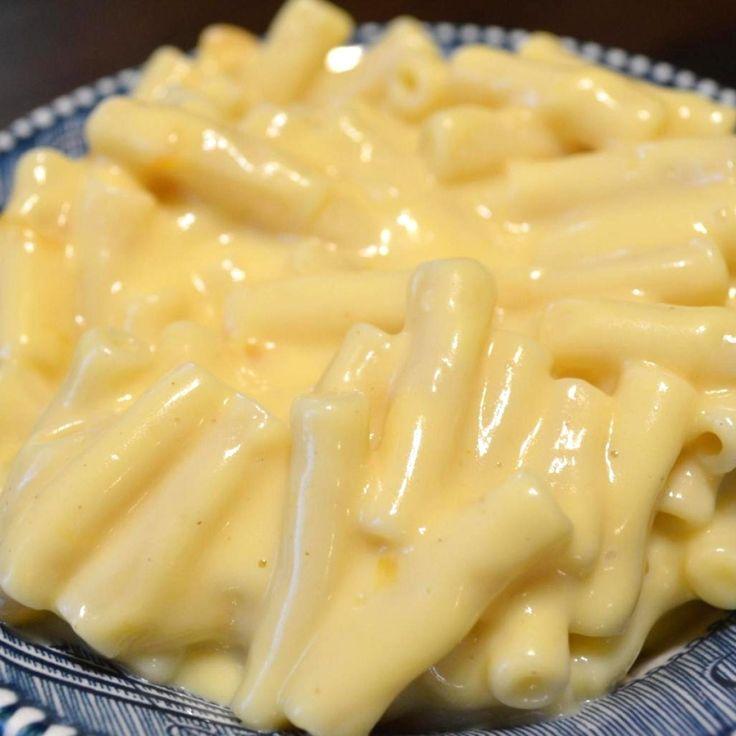 Creamy Stove Top Macaroni & Cheese #recipe | Justapinch.com