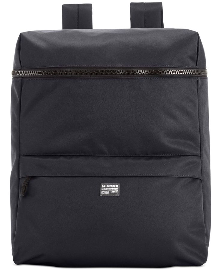 G-Star Raw Zip-Pocket Backpack
