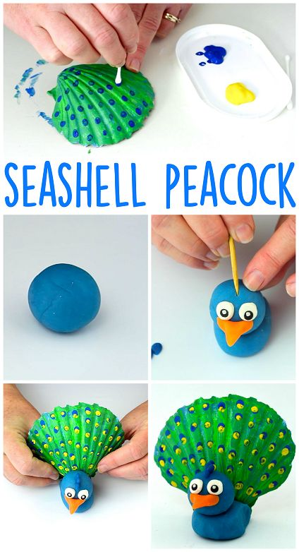 Seashell Crafts Lots Of Cute Ideas You're going to Love | The WHOot
