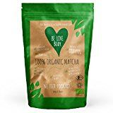 Be Love Body - Organic Matcha Green Tea Powder (WE. FEED. FORWARD) - For Teas, Lattes, Baking & Smoothies Or Any WayThat Makes You Happy - For A Healthy & Sustained Energy Release Throughout The Day, 100g Pouch - https://www.trolleytrends.com/?p=434468