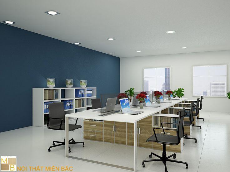 Thiết kế văn phòng làm việc theo xu hướng mới
