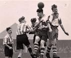 Billingham Synthonia v Evenwood Town Northern League Cup October 1950