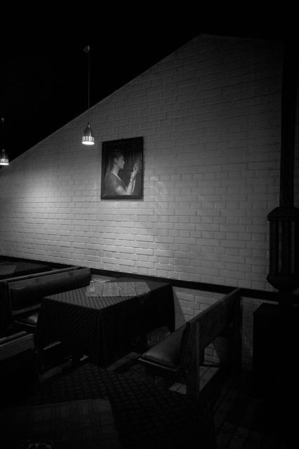 Russian Bar by Keith Moss http://keithmoss.co.uk #film #ilford #keithmoss #street