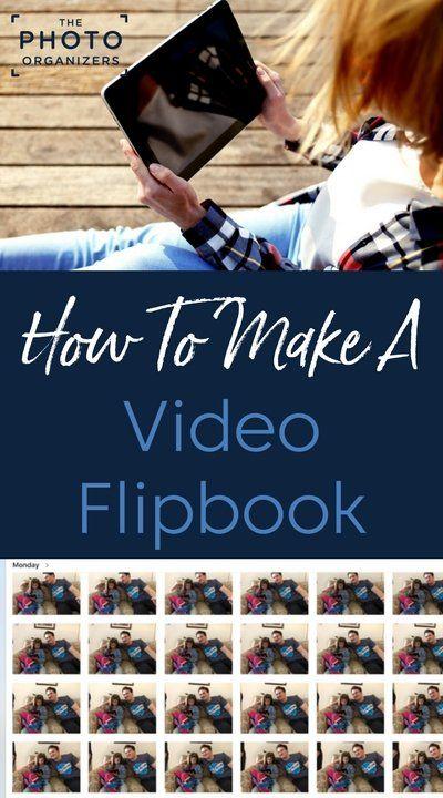 How to make a video flipbook with your burst photos   ThePhotoOrganizers.com
