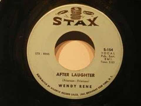 Wendy Rene - After Laughter (comes tears) - YouTube