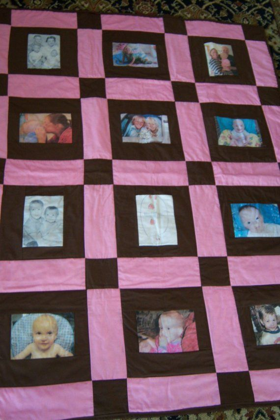 Free Easy Memory Quilt Patterns : 78 Best ideas about Photo Quilts on Pinterest Memory quilts, Quilt patterns and Easy quilt ...