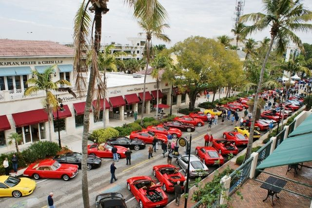 Ferraris On 5th Ave