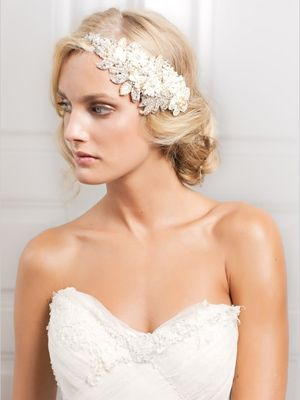 How to choose your wedding hair style