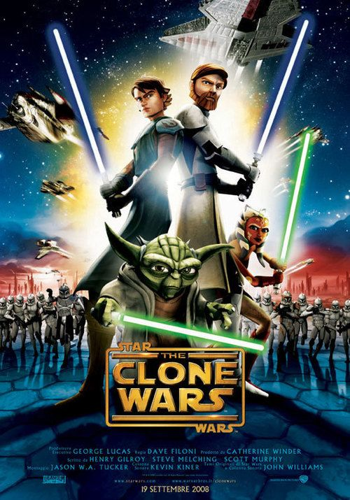 Watch Star Wars: The Clone Wars (2008) Full Movie Online Free