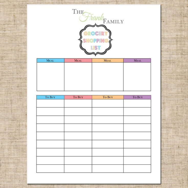 167 best The Organized Mom images on Pinterest School stuff, Kid - bill organizer chart