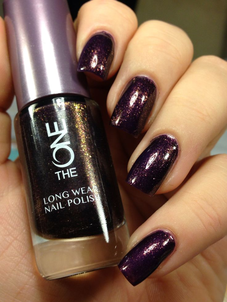 This time I was very happy with this Oriflame nail polish :)
