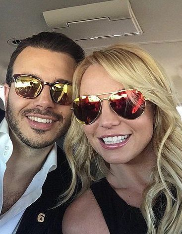 Britney Spears and Charlie Ebersol call it quits