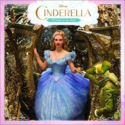 Cinderella: A Night at the Ball (Disney Storybook (eBook)):   Ella is a courageous young woman, who is equally beautiful as she is kind. But her cruel stepfamily treats her like a servant. They call her Cinderella because of the ash that falls on her face when she sleeps by the fireplace after doing chores for them all day. Then, Ella meets a charming young apprentice in the forest, and it is love at first sight. But when the apprentice turns out to be the prince himself, will Ella's s...