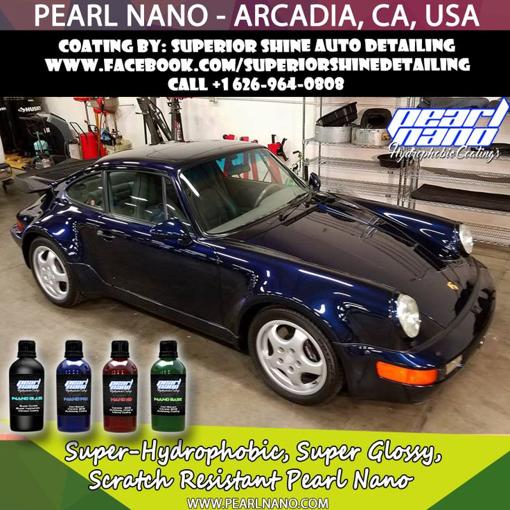 Witness the amazing result of 1991 Porsche 911 Turbo in a beautiful midnight blue metallic extensively paint corrected, polished and glass coated with Pearl Nano Coating. Coated by Superior Shine Auto Detailing, located at Arcadia, CA, USA. For Interested Distributors and Dealers of Pearl Nano please contact Dave: Dave@PearlUSA.net or Call: 808 779–7163. Visit Pearlnano.com for more information. #SuperiorShineAutoDetailing #PearlNano #CarCoating