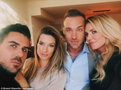 Brandi Glanville is dating Lindsay Lohan's ex-boyfriend Calum Best. Is this real love or is the couple together to boost ratings for Famously Single