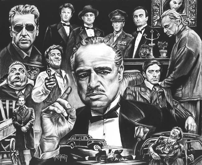 Godfather art.