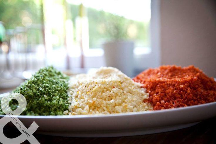 Természetesen egyetlen gasztro eseményről sem maradhatnak el a legjobb minőségű, különleges fűszerek sem. / Of course,  high quality, unique spices can not miss from a gastronomic event. #kitchen #gastro #chef #cooking