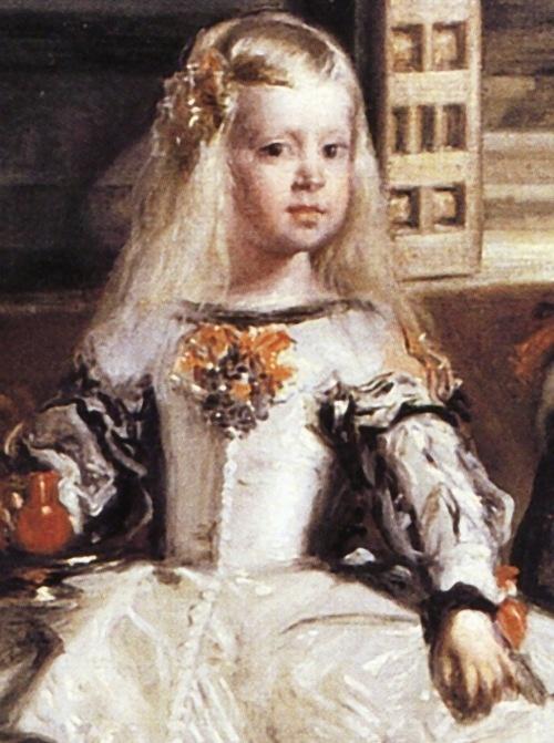 Las Meninas 1656 ~ Diego Rodríguez de Silva y Velázquez 1599 – 1660 was a…
