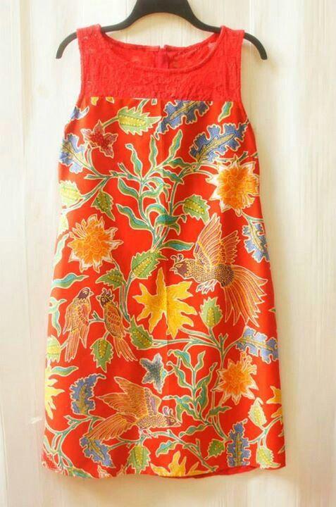 Brocade dress floral