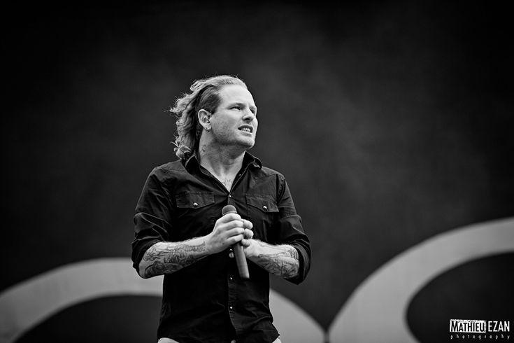 Corey Taylor, Stone Sour - Hellfest 2013 by Mathieu Ezan (Metalorgie)