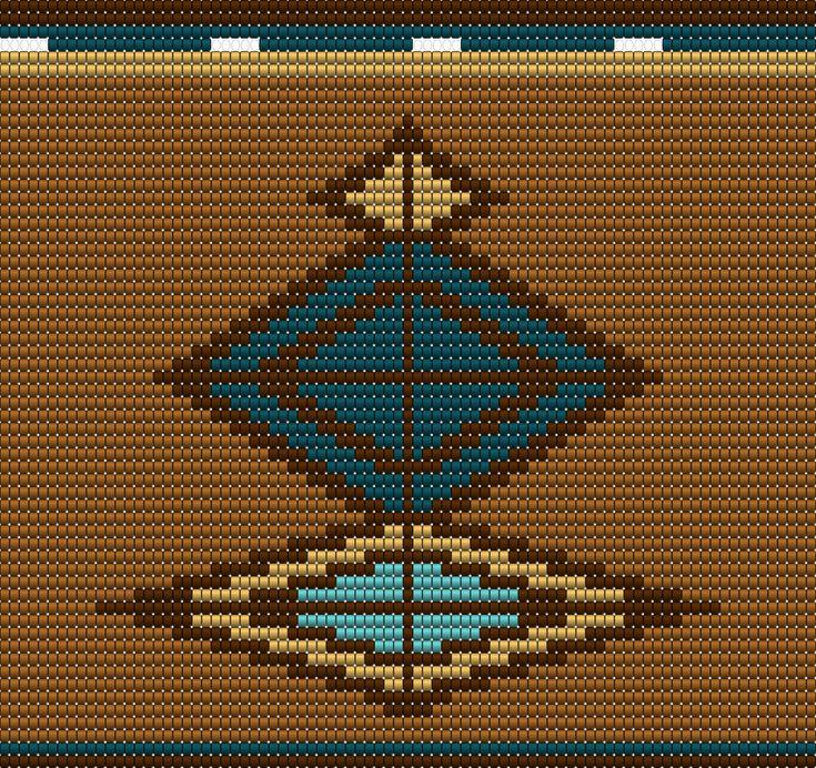 Graph Style Knitting Pattern : ?Native pattern????????????????Pinterest ?Fulgoura Pinterest
