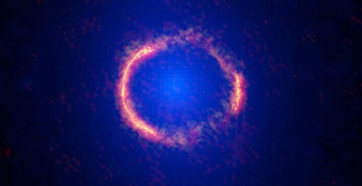 El Hubble ayuda a confirmar una teoría de Einstein para medir la masa de las estrellas https://goo.gl/SA5zNo