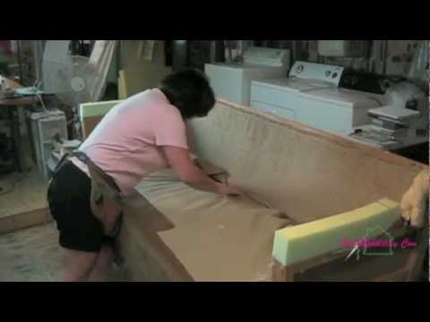20 best DIY How to Upholstery Video Tutorials images on Pinterest ...