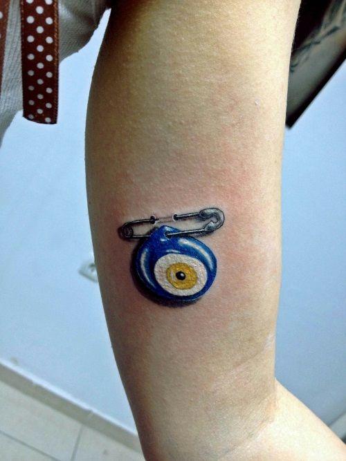Turkish Tattoo Designs Turkish Eye Tattoo Poseidon